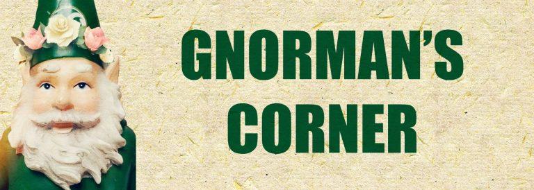 gnorman's corner header image