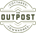 the outpost logo